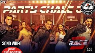 Party chale on song full audio -Race 3   Salman khan   Mika singh , lulia Vantur  vicky hardik   sst