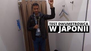 Test dwumetrowca Japonii