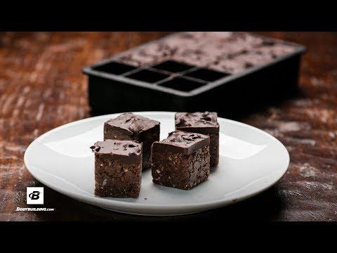 Triple Chocolate Energy Bites | Fuel & Gainz by Fit Men Cook