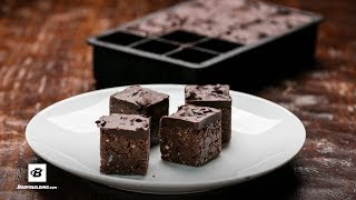 Triple Chocolate Energy Bites | Fuel & Gainz by Fit Men Cook