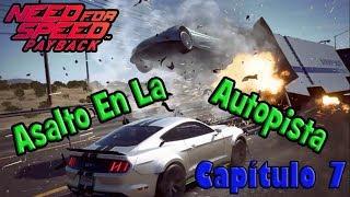 Need For Speed PayBack | Asalto En La Autopista | Capítulo 7