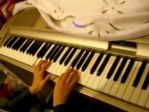 Guang Liang 光良 - Fairytale (Tong Hua) 童话 (Simple Version Piano Cover)