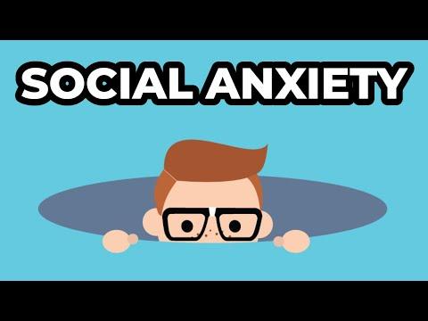 SOCIAL ANXIETY (TEST)