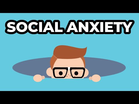 SOCIAL ANXIETY (TEST)