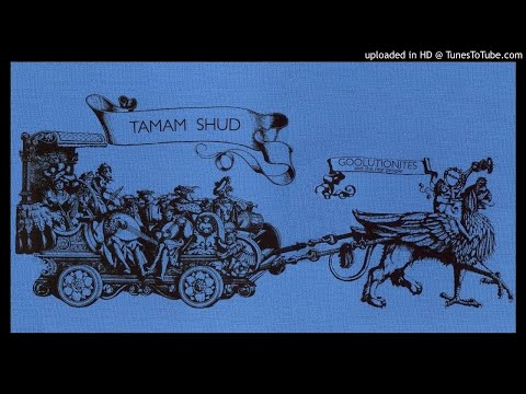 Tamam Shud -  A Plague [HQ Audio] Goolutionites & The Real People 1970