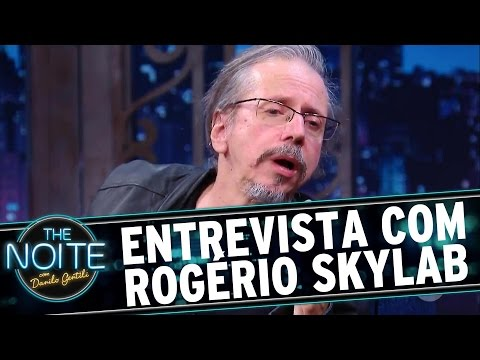 The Noite (18/10/16) - Entrevista com Rogério Skylab