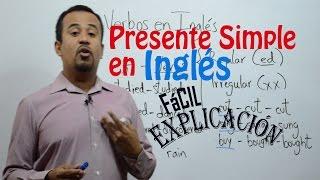 PRESENTE SIMPLE EN INGLES