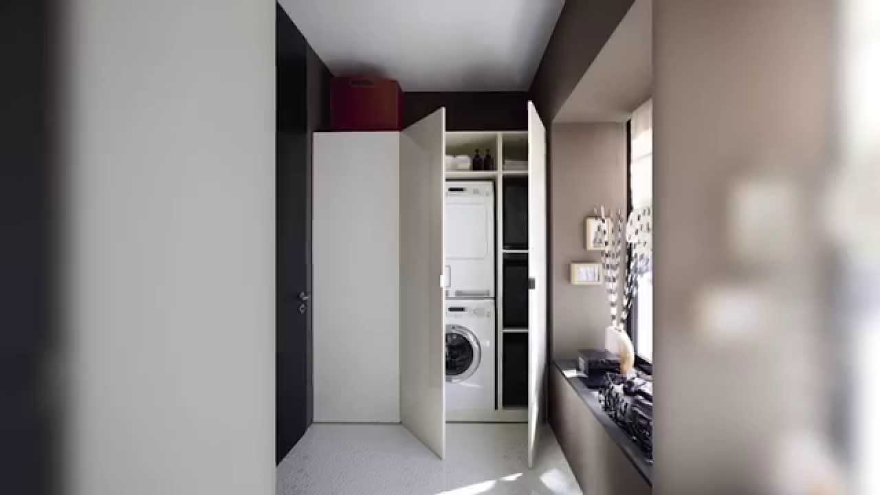 burgbad rc40 waschmaschinenschrank montage youtube. Black Bedroom Furniture Sets. Home Design Ideas