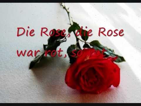 Die Rose war rot - Gerry Wolff
