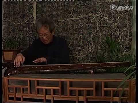 Guqin Master Wu Wenguang:the Music From Guangling