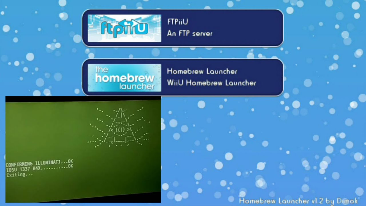 Tutorial: Wii U Homebrew Launcher mit 5 5 1/5 5 0 [Deutsch|HD]