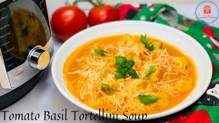 Creamy Tomato Basil Tortellini…