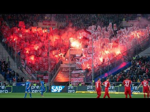 Los jugadores del Bayern se enfrentan a los ultras del equipo