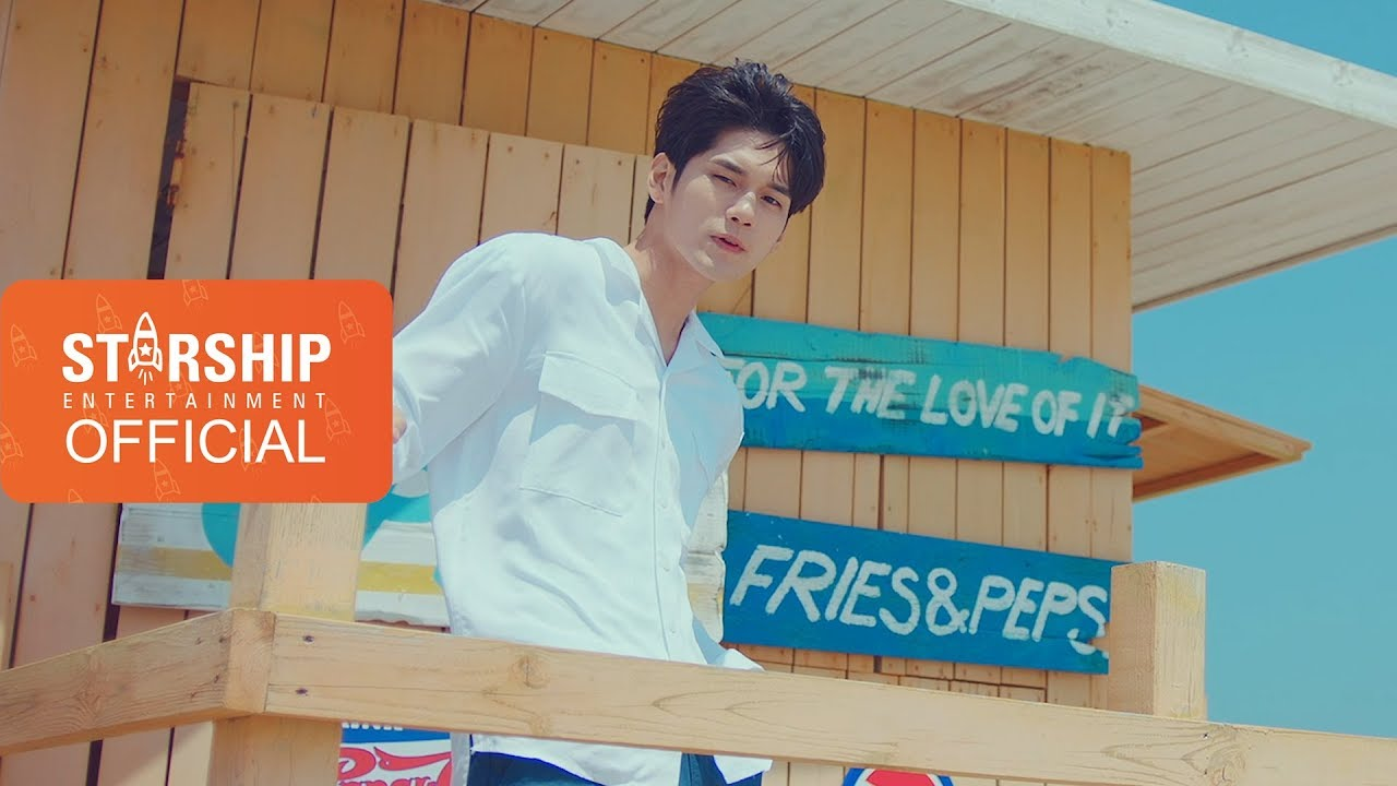 [Teaser] 옹성우 (ONG SEONG WU) - HEART SIGN (Prod. Flow Blow)