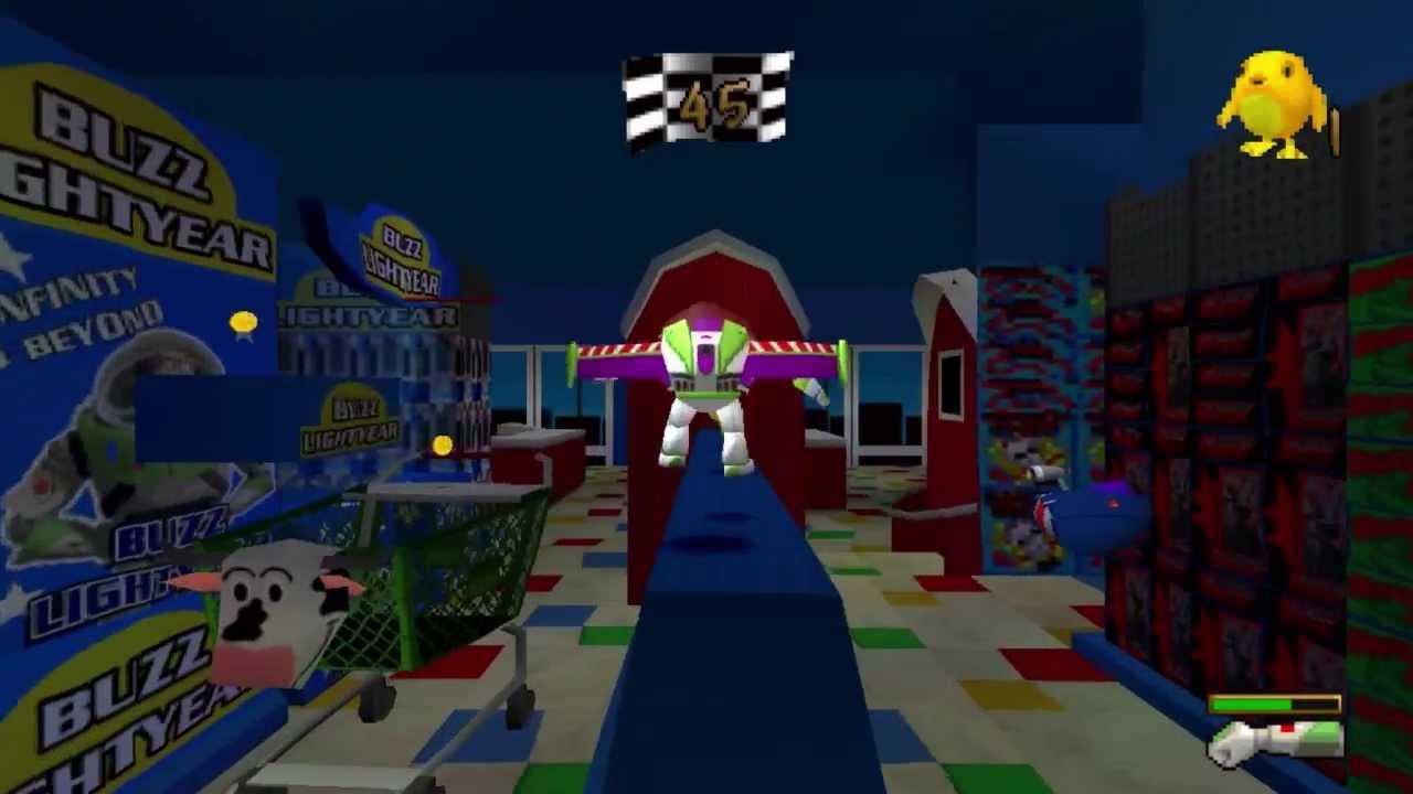 Toy Story 2 Walkthrough Level 13 5 Al 39 S Toy Barn
