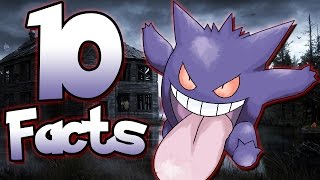 10 Facts About Gengar That You Probably Didn't Know! (10 Facts) | Pokemon Facts