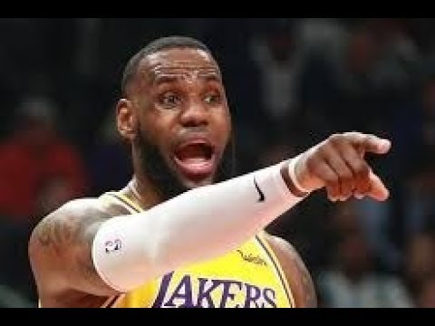 Los Angeles Lakers vs Atlanta Hawks NBA Full Highlights (13th February 2019)