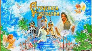 Красивое поздравление с Крещением Господним