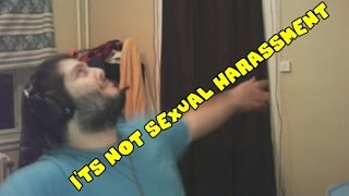 I'ts Not Sexual Harassment... Feat. Kevstar (Funny Moments In League Of Legends)
