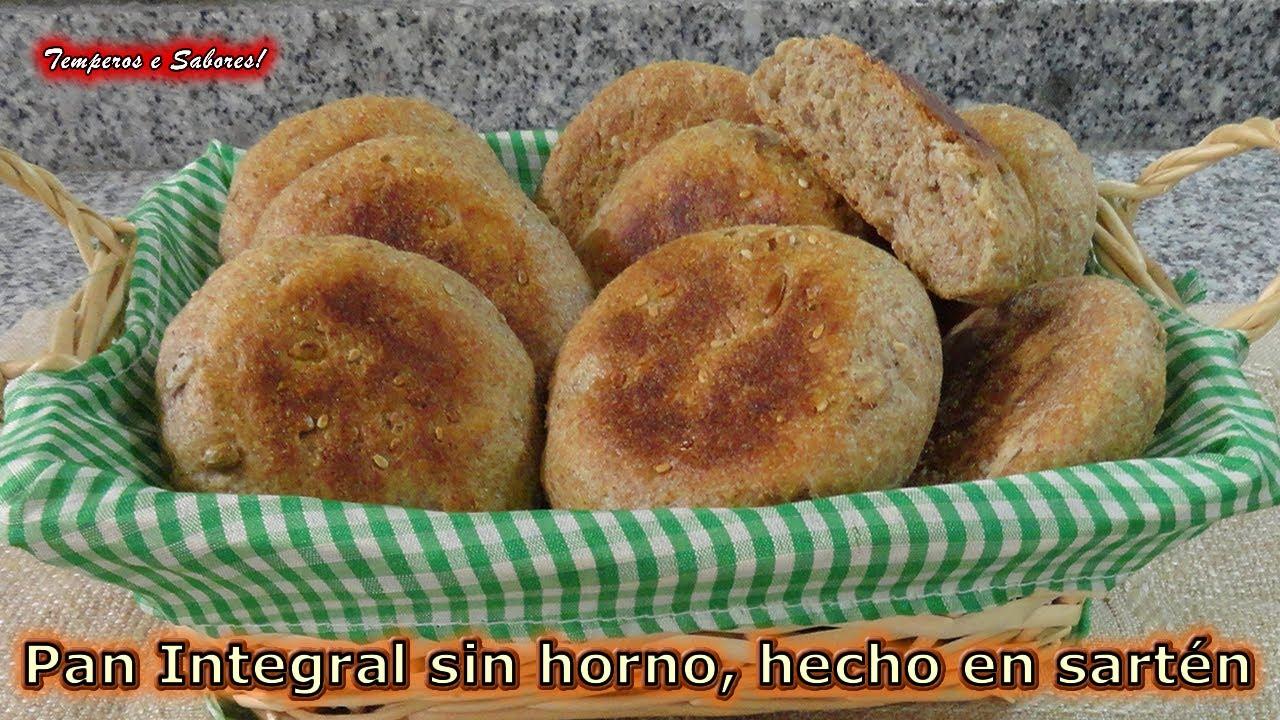 Calorias de una pan pita integral