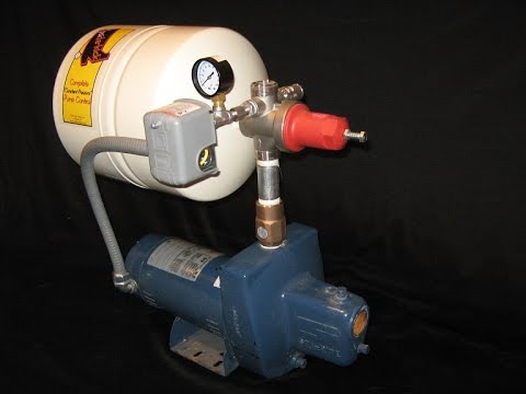 Low Water Pressure Booster Pump With Constant Pressure