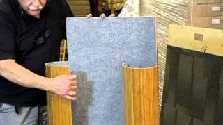 Chair Mats - Carpet Tiles 1