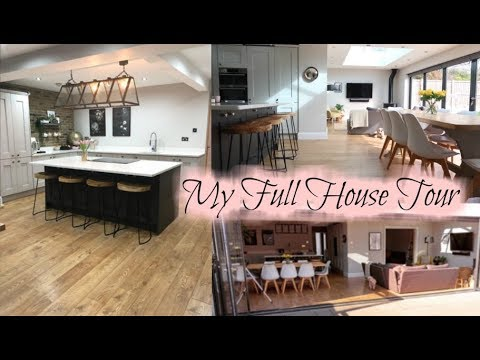 FULL HOUSE TOUR | AFTER RENOVATION HOUSE TOUR | KERRY WHELPDALE