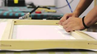 How the best canvas prints in the world are built.