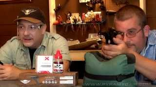 Umarex Legends blowback P08 air pistol - Airgun Reporter Episode #120