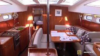 2015 allures 45 sailing yacht deck and interior walkaround 2015 annapolis sail boat show