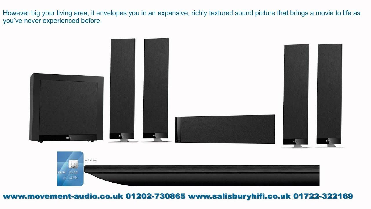 kef 5 1 speaker package. kef t305 5.1 surround av speaker package available from movement audio (kef t-205) kef 5 1