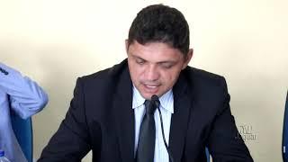 Pronunciamento   Max Fabianne   Vereador
