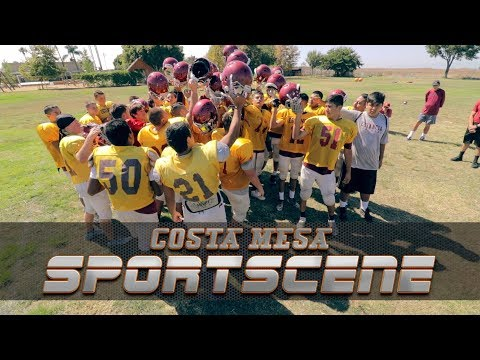 Costa Mesa Sportscene - Estancia HS Football Preview