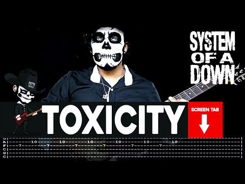 System Of A Down - Toxicity (Guitar Cover by Masuka W/Tab)