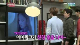 (0.00 MB) Super Junior reaction to Apink LUV Mp3