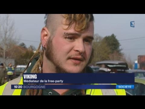Multisons Hangarsmik 3 - Reportage France 3 Bourgogne - 17.19/02/2017
