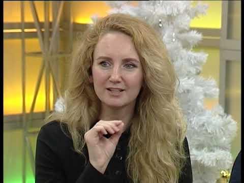 "Владимир Кузнецов, Елена Кузнецова // ""Оранжевое утро"" 25.12.19"