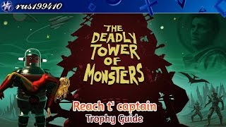 The Deadly Tower of Monsters - Reach t