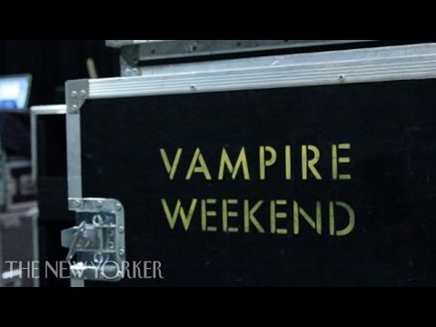 """Vampire Weekend on """"Oxford Comma"""" - The New Yorker Festival - The New Yorker"""