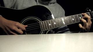 John Legend- So High (Fingerstyle Acoustic Guitar Cover)