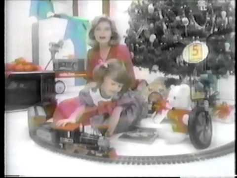 Sears Wish Book Christmas Commercial, 1984