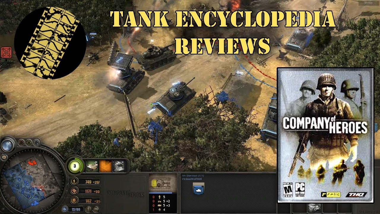 Teaching An Old Genre New Tricks Company Of Heroes Review Youtube