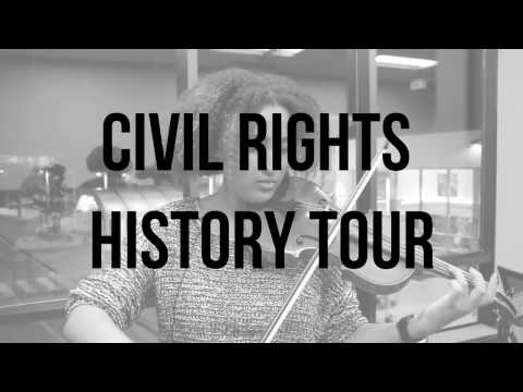Freedom Burning Civil Rights History Tour Promo