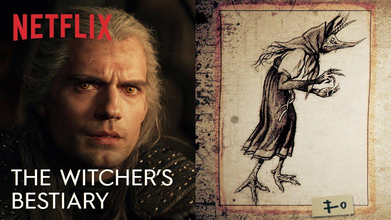 Netflix Presents: The Witcher's Bestiary | Netflix thumbnail