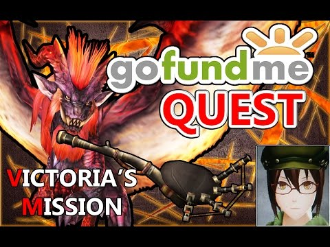 monster hunter generations-Teostra Solo-Hunting Horn-GO FUND ME QUEST