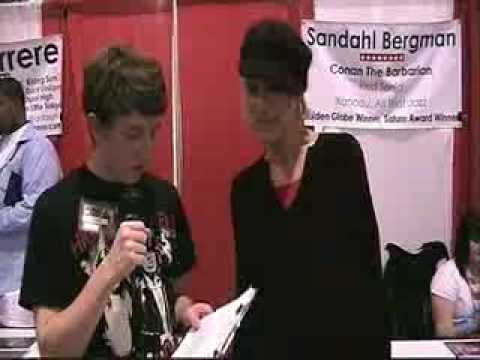 Sandahl Bergman ed by Studio Kaiju