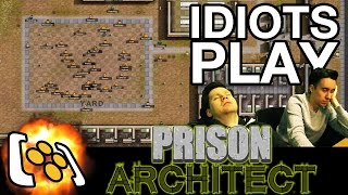 Prison Architect - Two Idiots Play  - VideoGamer