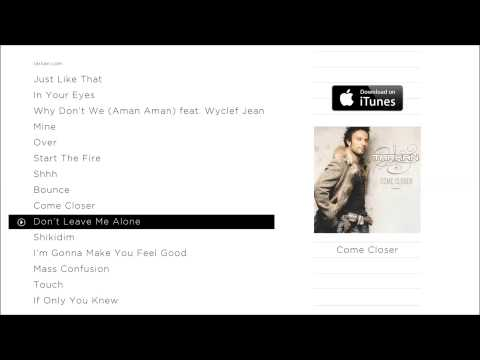 TARKAN - Don't Leave Me Alone (Official Audio)