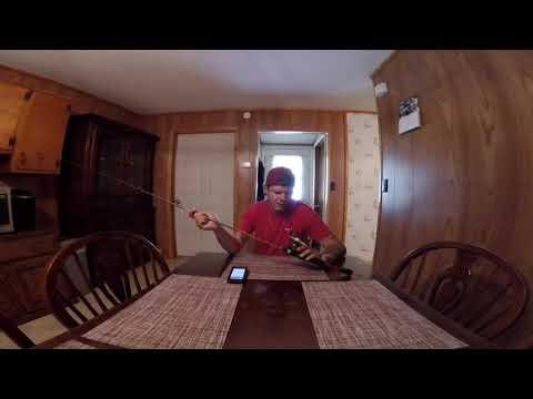 Quantum Bill Dance Bait Caster Review