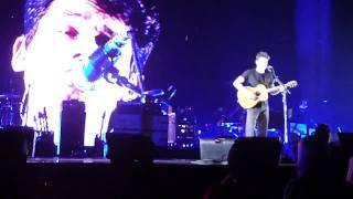 John Mayer- New Song 3/1/10 (Hotel Bathroom Song)